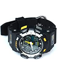 givesurprise wr-100m dual-movt auto-analog Alarm Stoppuhr Chronograph Casual Sport Armbanduhr