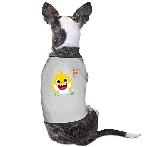 Smile Shop Baby Hai Haustier-Kleidung, lustiges Hunde-Kostüm