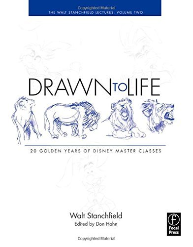 Drawn to Life: 20 Golden Years of Disney Master Classes: The Walt Stanchfield Lectures - Volume 2 by Stanchfield, Walt (April 23, 2009) Paperback