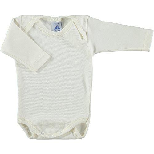 BABIDU Body C. Americano, Beige, 3 Meses Bebe-Unisex