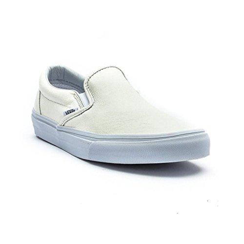 Vans 'Classic' Sneaker (premium leather) true wh