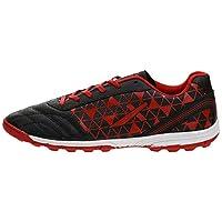 Vector X Discovery, Men's Soccer Shoes, Multicolour (Black/Red), 44 EU
