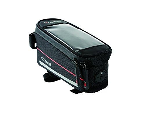 Zefal Unisex- Erwachsene Tasche Z-Console Front Pack, Schwarz, 16 x 9.5 x 7 cm, 0.75 Liter -