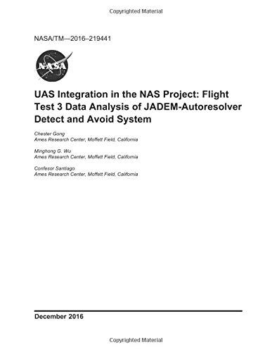 UAS Integration in the NAS Project: Flight Test 3 Data Analysis of JADEM-Autoresolver Detect and Avoid System