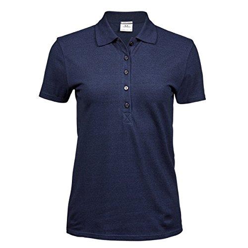 Tee Jays Damen Poloshirt Gr. XL, Denim