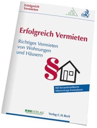 Erfolgreich Vermieten: Richtiges Vermieten von Wohnungen und Häusern - Partnerlink