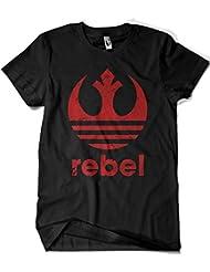 2200-Camiseta Star Wars - Rebel Classic (Melonseta)