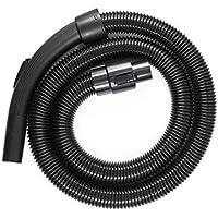 Tubo flessibile per aspirapolvere declean 2/meter tubo flessibile di aspirazione Tubo ricambio per K/ärcher WD 3.200/WD 3.300/WD 3.500/WD 3.800
