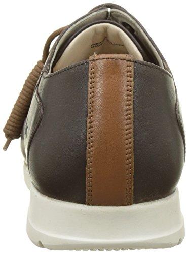 Tbs Roadmap-b8, Marron Chaussures À Lacets Pour Hommes (* Mustang)
