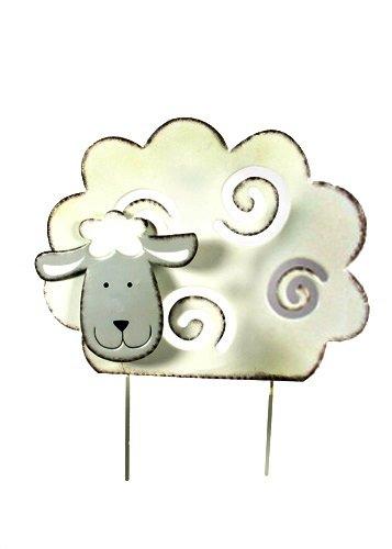 Jardin à tête mobile mouton \\
