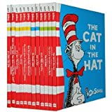 Dr Seuss Collection 10 Books RRP £ 99.99 (Hardcover) (The Cat in the Hat/The Cat in the Hat Comes Back/Fox in Socks/Green Eggs and Ham/Dr. Seuss's ABC/ How the Grinch Stole Christmas!/If I Ran The Circus/If I Ran The Zoo/There's a wocket in my pocket/The 500 Hats of Bartholomew Cubbins)