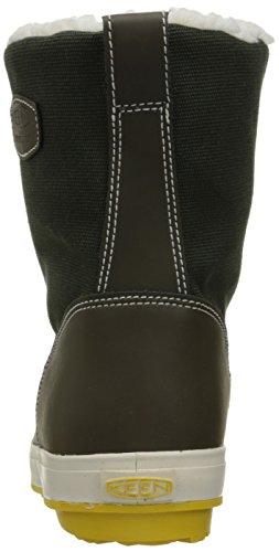 Keen Elsa Boot WP, Chaussures de Randonnée Hautes Femme Grau (beluga)