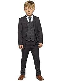 Suchergebnis Auf Amazon De Fur Grau Anzuge Sakkos Jungen