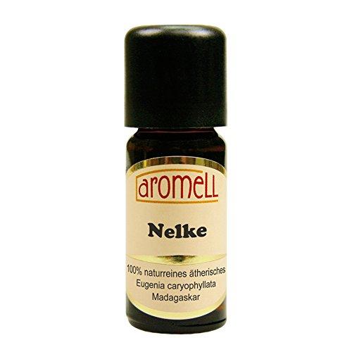 Nelke (Gewürznelke) - 100% naturreines, ätherisches Öl aus Madagaskar, 10 ml - Nelke Tropfen