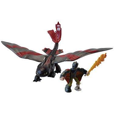 Preisvergleich Produktbild DreamWorks Dragons - Dragon Riders Hicks und Ohnezahn [UK Import]