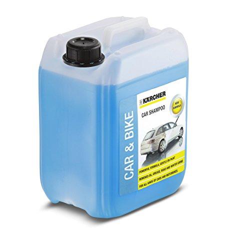 Kärcher 6.295-360.0 Autoshampoo (5 Liter) (Konzentrat Waschmittel)