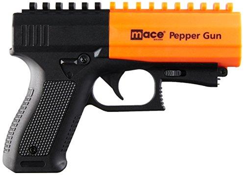 Gun Mace Spray (MACE BRAND PEPPER GUN 2.0)