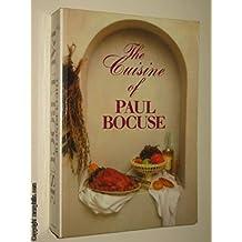 The Cuisine of Paul Bocuse by Paul Bocuse (1985-10-10)