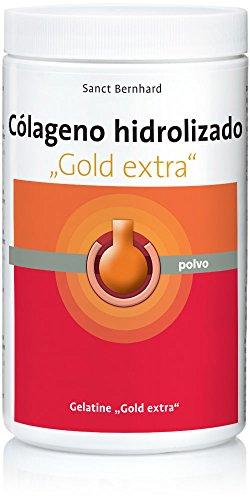 Colágeno hidrolizado Gelatina Gold - 525gr