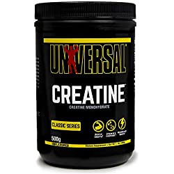 Universal Nutrition Creatine Powder - 500 gr