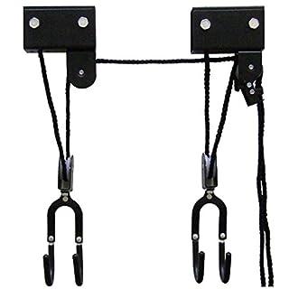 Fahrrad-Bike Lift XL-bis 57 kg-für E-Bike-mechanisch schwarz