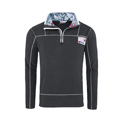 Nebulus - Sweat-shirt - Femme Herren dunkelgrau