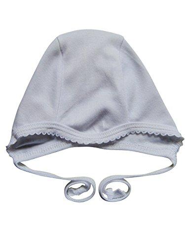 Erstlingsmütze Basic Babymütze Unterziehhäubchen Babyschutz für Neugeborene und...