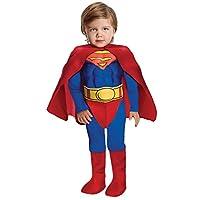 Rubie´s Child Deluxe Superman Fancy Dress Costume