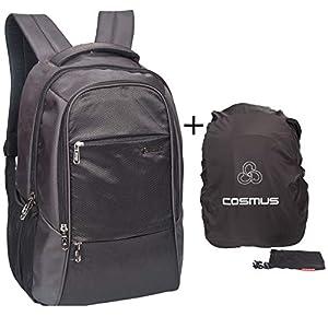 Cosmus Darwin 29 litres Office Backpack – Sleek Everyday use Backpack – Black