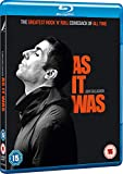 Liam Gallagher: As It Was Blu-Ray