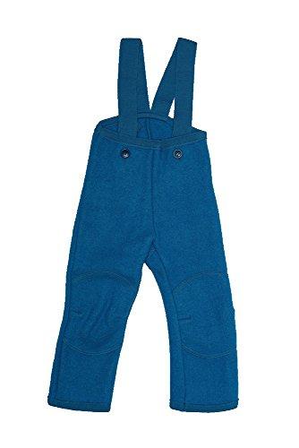 Disana Walk-Hose 100% bio-Schurwolle blau (74/80, blau)
