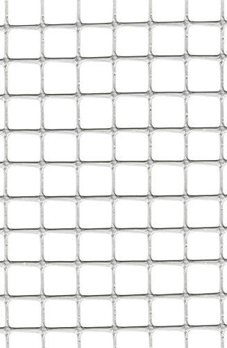 Tenax 1A100316 Quadra 20 Rete in plastica protettiva per cancelli e recinzioni