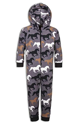 inteiler Weiches Fleece Pferde-Design 6-8 Years ()