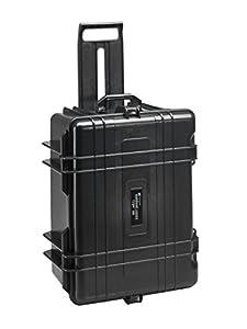 B&W International 1.6033/B/SI Valise étanche pour Appareil Photo Anti-choc Type 68 Noir