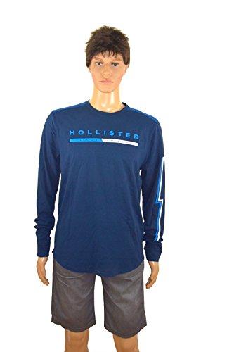 hollister-herren-man-boy-shirt-t-shirt-gr-l-dunkelblau-langarm-323-243-1872-200-longsleeve-darkblue