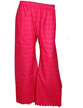 Indistar Regular Fit Women Pink Trousers