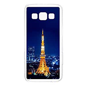 a AND b Designer Printed Mobile Back Cover / Back Case For Samsung Galaxy A3 (SG_A3_1322)