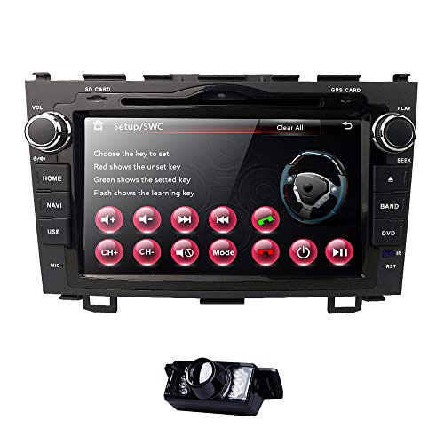 8 inch Digital Touch Screen Car Radio 2DIN estéreo