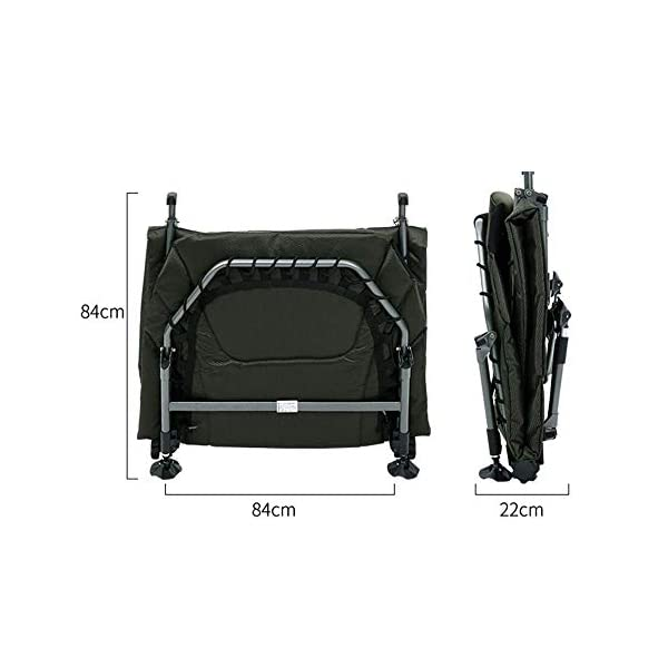 LYATW Camping Folding Chair High Back Portable Chair Easy To Set Up for Outdoor, Lawn, Garden,Mute Adjustable Beach Sun Lounger Chairs LYATW Folding chair:25mm reinforced steel tube design, Bearing capacity greater than 100kg. 0 degrees to 180 degrees freely adjustable to meet your every need. Using high-quality fabrics, environmentally friendly, formaldehyde-free, widened bed surface, children and pregnant women can also use it with confidence. Breathable sandwich pad design, breathable and comfortable, turning over without noise. The bed is reinforced in the middle, not sunken, not tired for a long time. The large nut is fixed to improve stability and safety. The bottom non-slip mat is stable and non-slip, and will not scratch the floor. 2