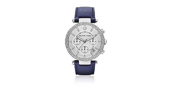 Michael Kors MK2293 Damen Uhr mit Leder Armband