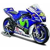 Maisto 531407-46 - Modell-Motorrad Yamaha 15 46 Valentino Rossi 1:10