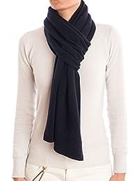 Amazon.fr   Bleu - Echarpes et foulards   Accessoires   Vêtements e8128d43ddb