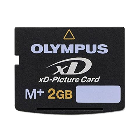 New 2GB xD Picture Memory Card Stick M Type for