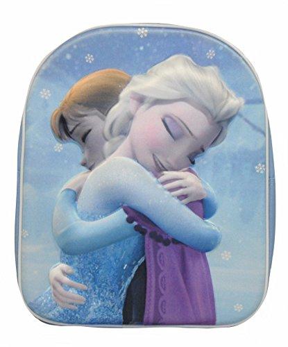 Disney Frozen Soeurs pour toujours 3D à dos