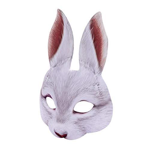 - Kaninchen Nase Mit Gummiband