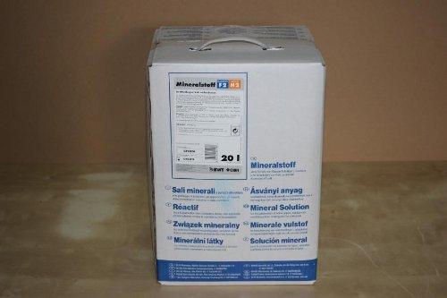 Preisvergleich Produktbild BWT Dosiermittel Quantophos 20 Liter Behälter (versch. Härtegrade) Härtegrad F3/H3