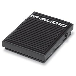 M-Audio SP-1 – Pedale di Sustain Universale per Controller MIDI e Tastiere Elettroniche