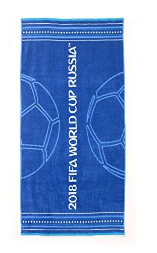 FIFA Officiel Russia Football WM 2018Serviette Serviette de Bain Goal World Cup Towel