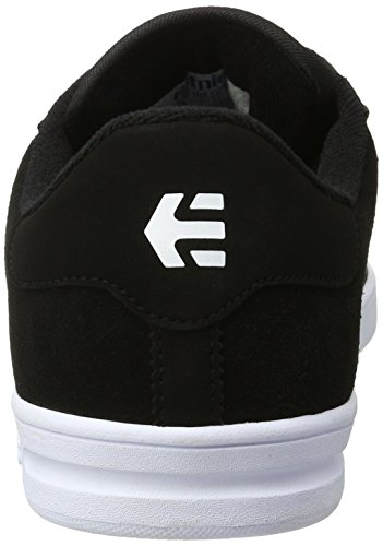 Etnies the Scam, Chaussures de Skateboard Homme Noir (Black White 976)