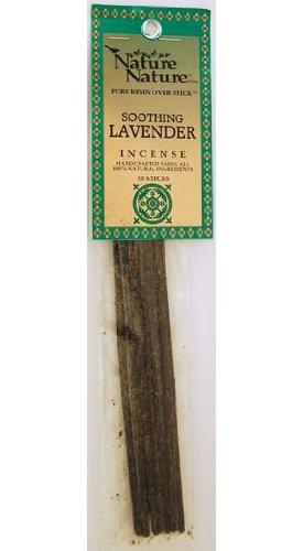 Nature Nature Pure Résine d'encens - Parfum de Lavande - 10 Clés